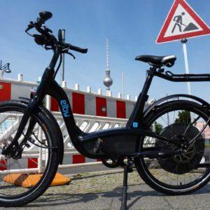 Elby E-Bike - Elektrofahrrad mit Hinterradantrieb