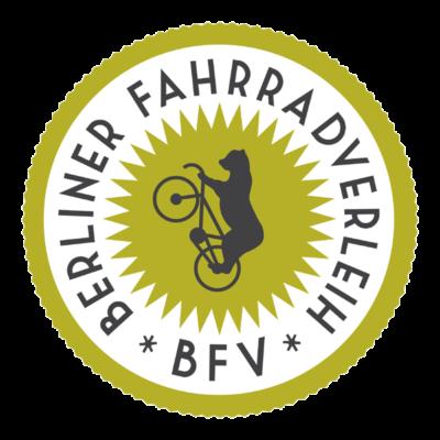 Berliner Fahrradverleih - Logo