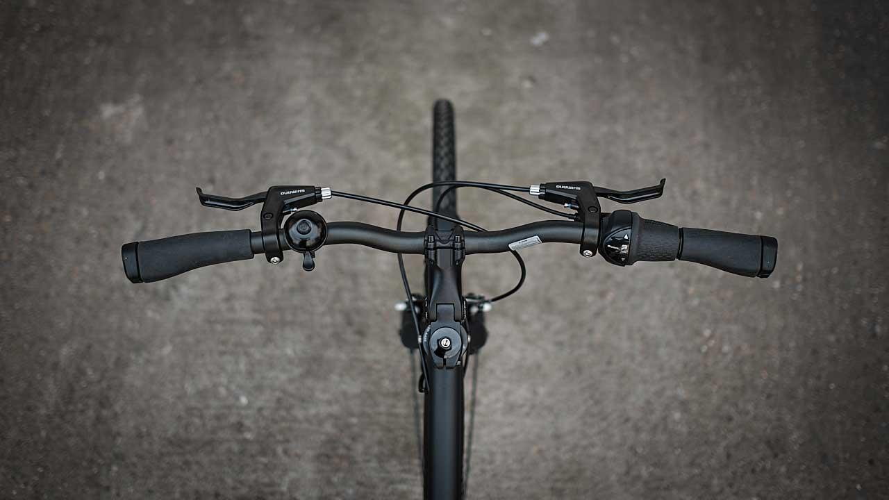 Massenger Fahrrad Berlin - Jetzt mit noch breiterem Lenker